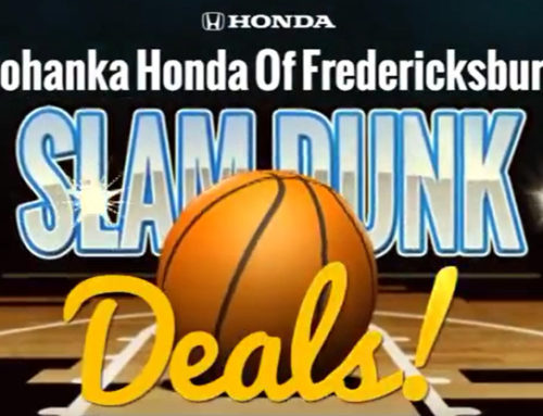 Honda Slam Dunk Deals Spot