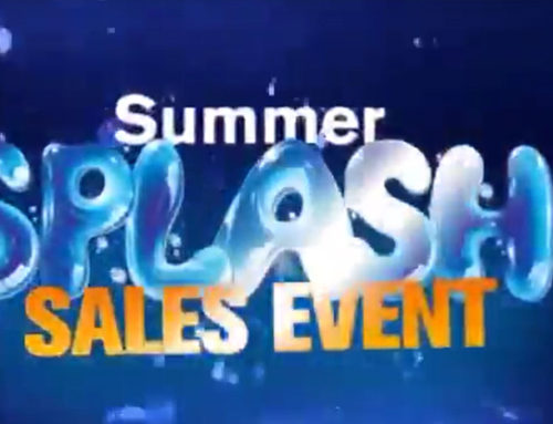 Subaru Summer Splash Event